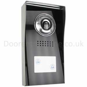 Video entry door panel - 594-2C