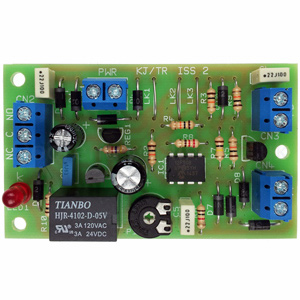 Timer/delay relay TR1