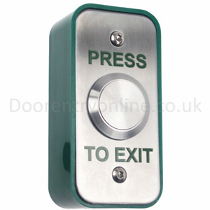 Exit button DRBS02AP-PTE