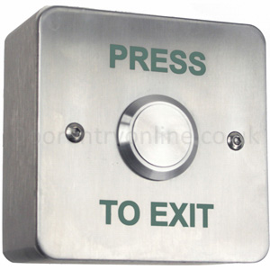 Exit button & Break glass switches