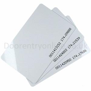 Printable Proximity Card Thin 0 8mm Rfid Wiegand 125khz